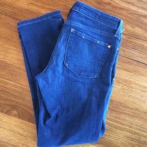 Pilcro and the letterpress blue Jean